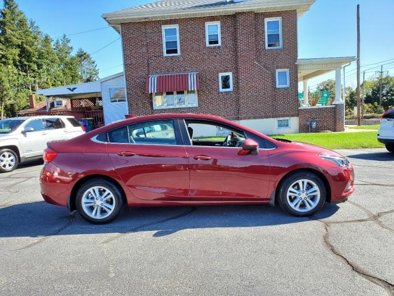 Chevrolet Cruze 2016 price $13,900