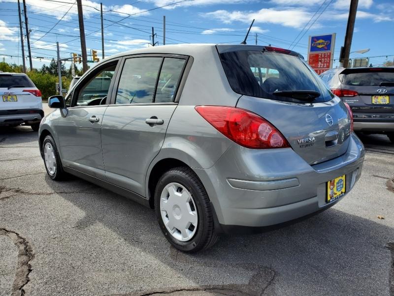 Nissan Versa 2007 price $4,995