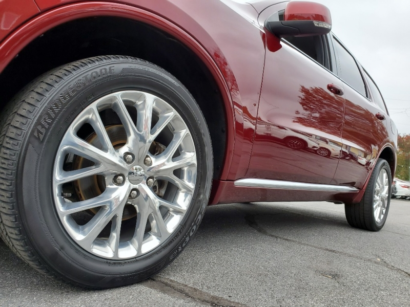 Dodge Durango 2016 price $28,900