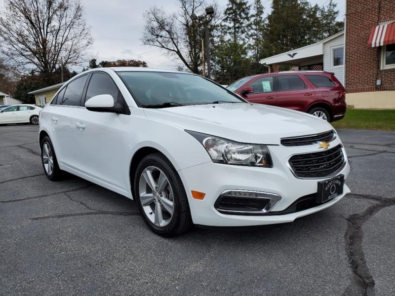 Chevrolet Cruze 2015 price $10,700