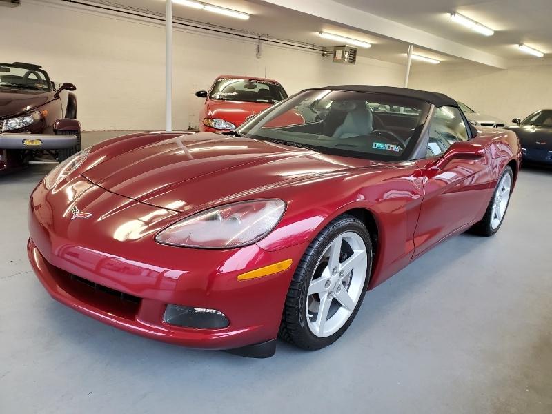 Chevrolet Corvette 2005 price $22,900