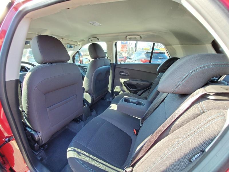 Chevrolet Trax 2015 price $14,900