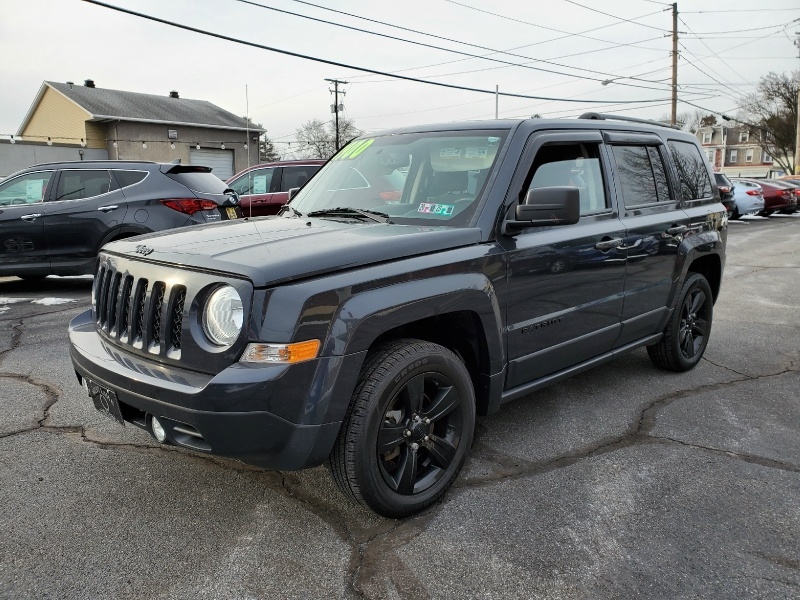 Jeep Patriot 2015 price $13,900