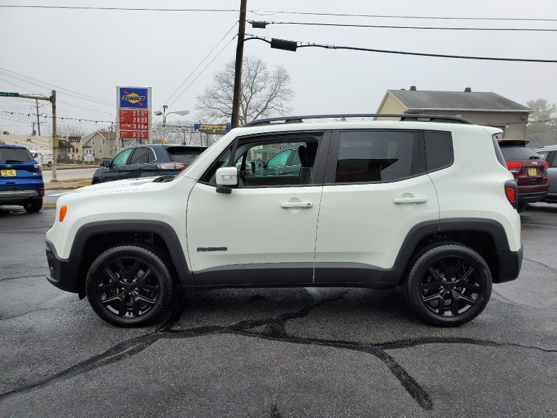 Jeep Renegade 2017 price $19,900