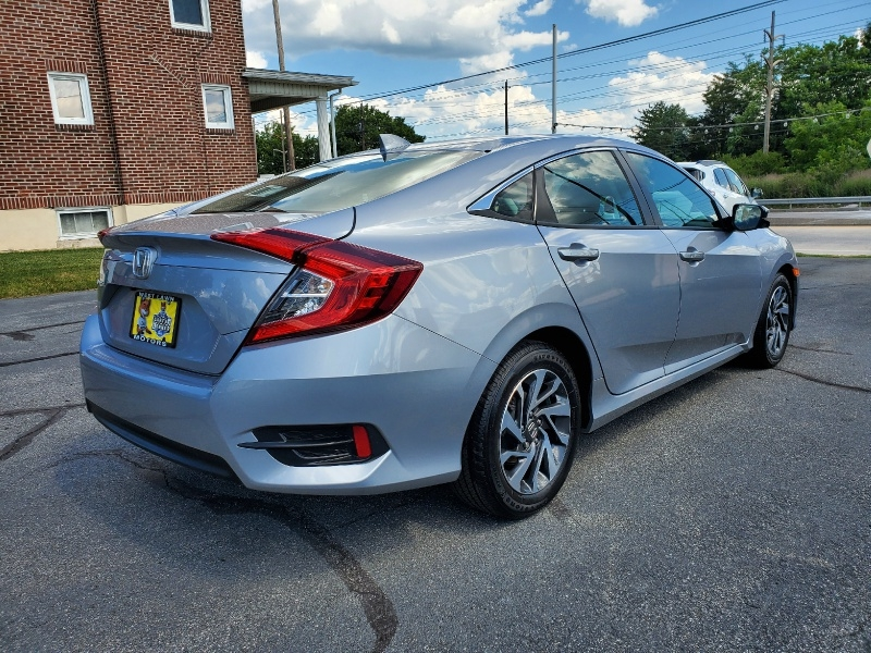 Honda Civic Sedan 2017 price $17,900