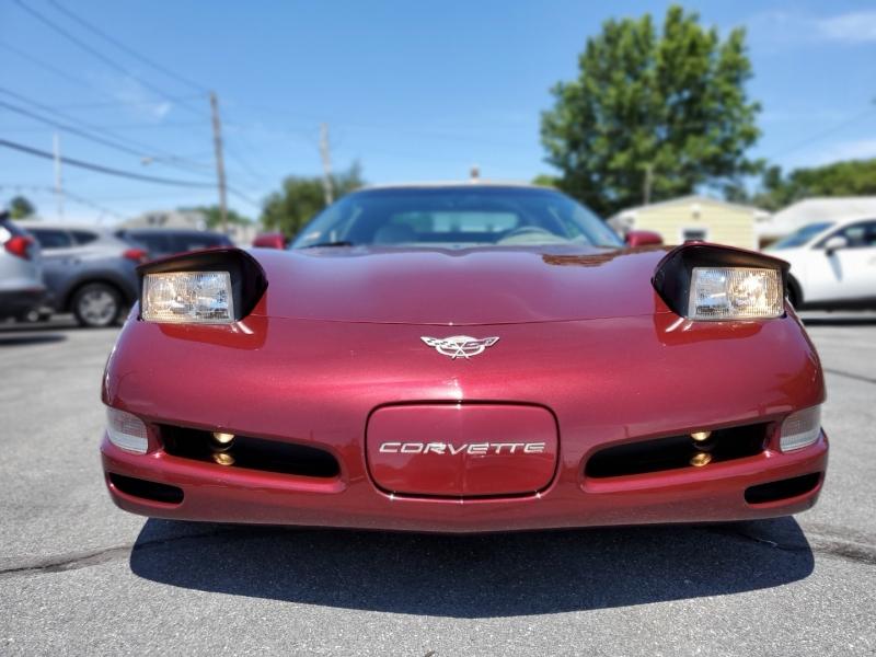 Chevrolet Corvette 2003 price $24,900