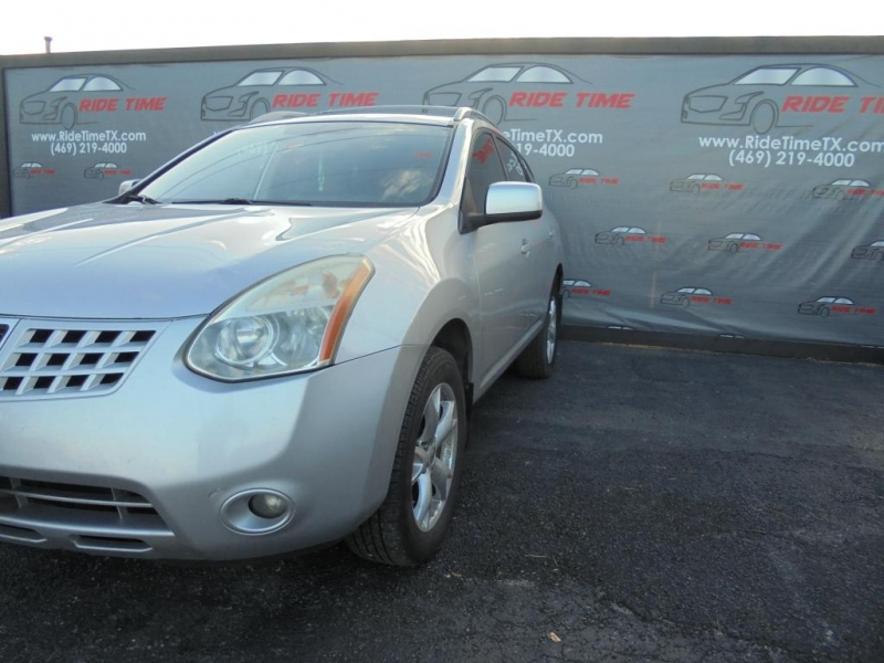 NISSAN ROGUE 2008 price $3,599