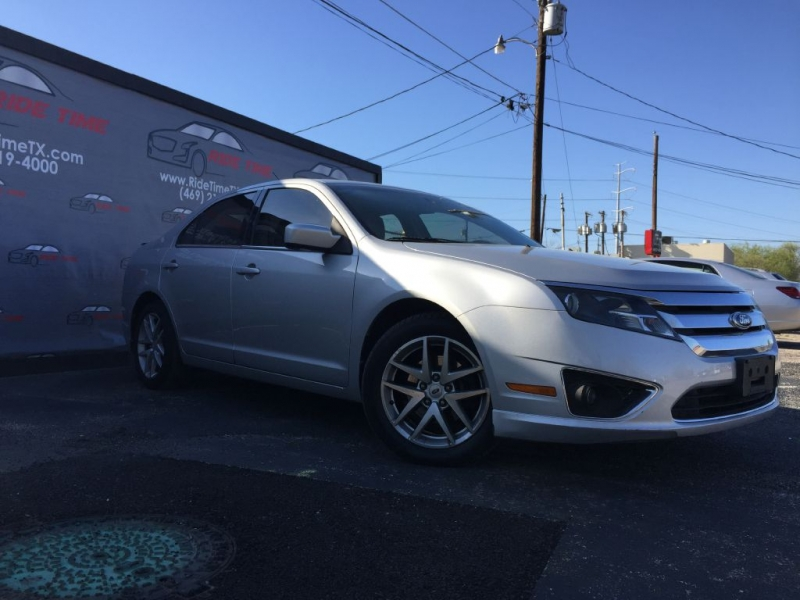 FORD FUSION 2010 price $5,198