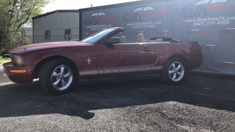FORD MUSTANG 2008 price $5,199