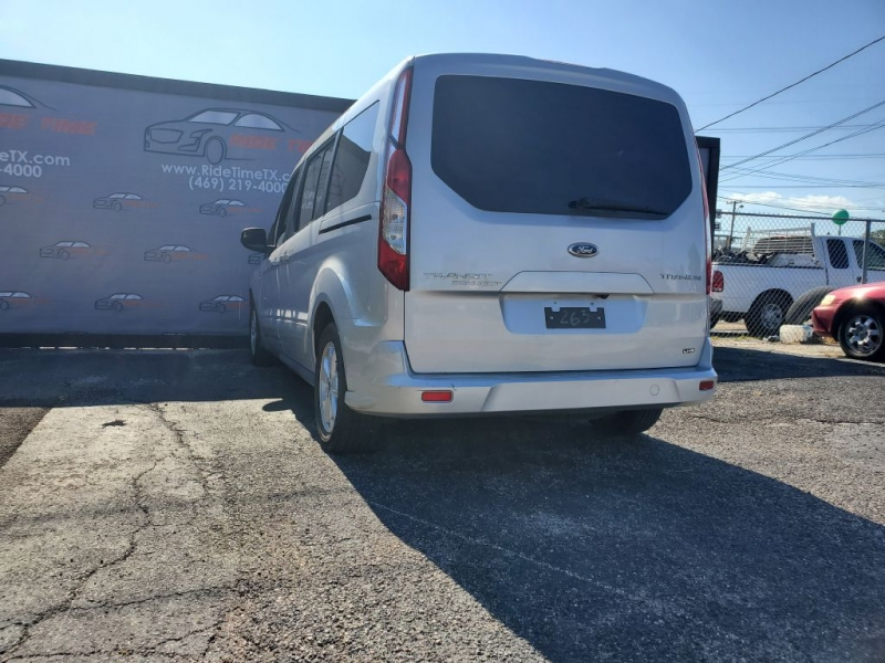 FORD TRANSIT CONNECT 2016 price $18,100