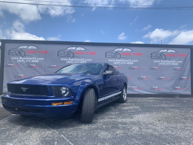 FORD MUSTANG 2006 price $5,499