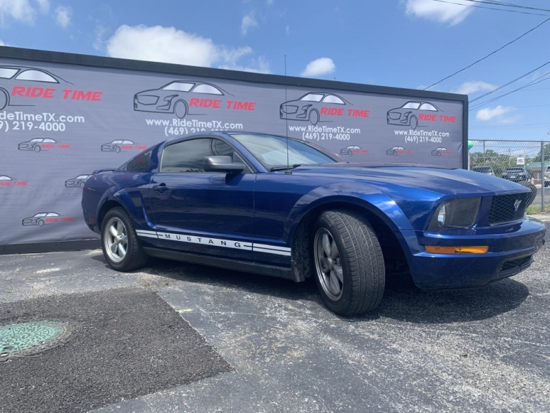 FORD MUSTANG 2006 price $5,399