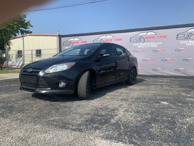 FORD FOCUS 2014 price $4,899