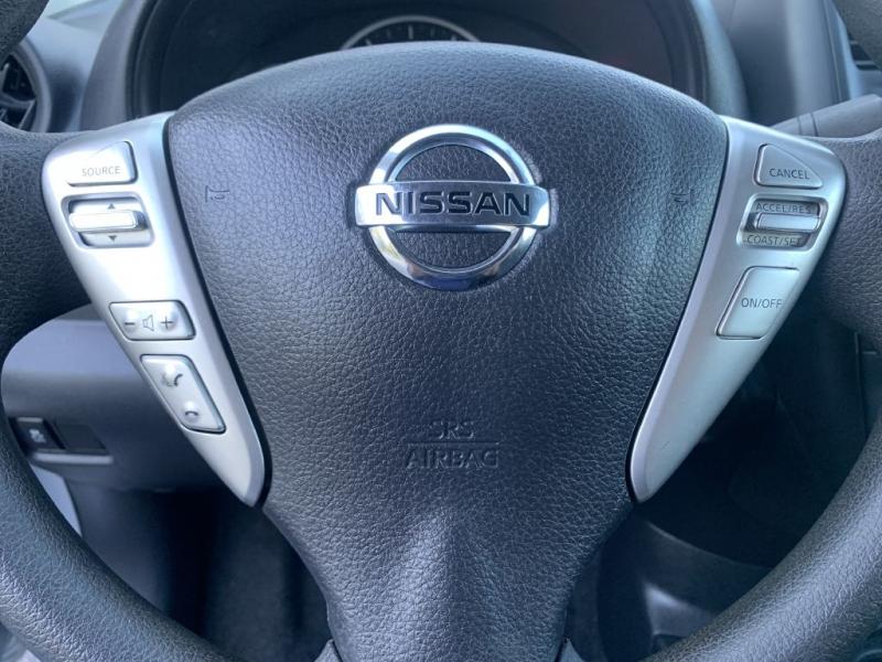 NISSAN VERSA 2017 price $5,999