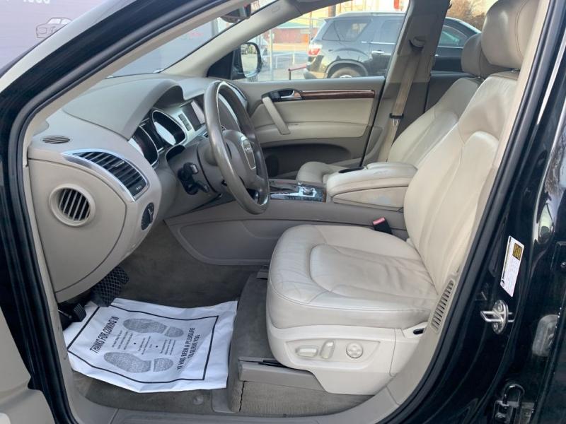 AUDI Q7 2009 price $8,399