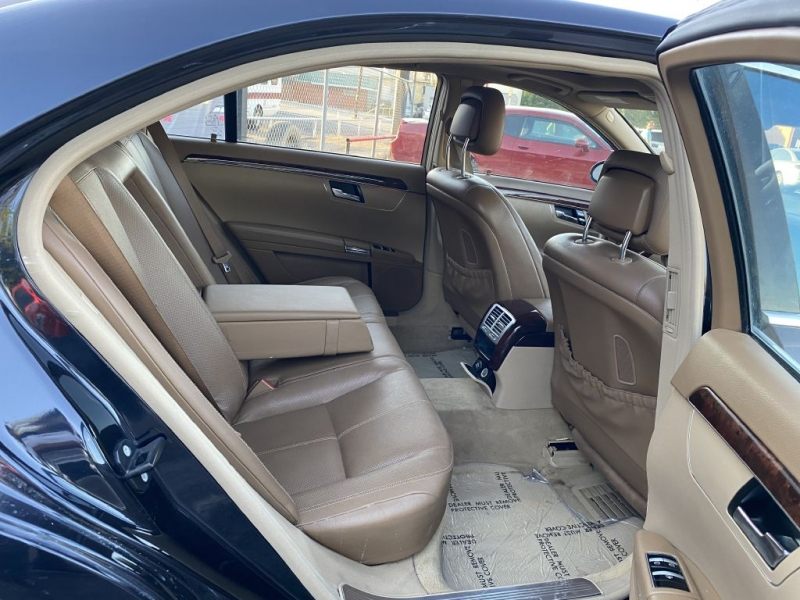 MERCEDES-BENZ S-CLASS 550 2009 price $11,500
