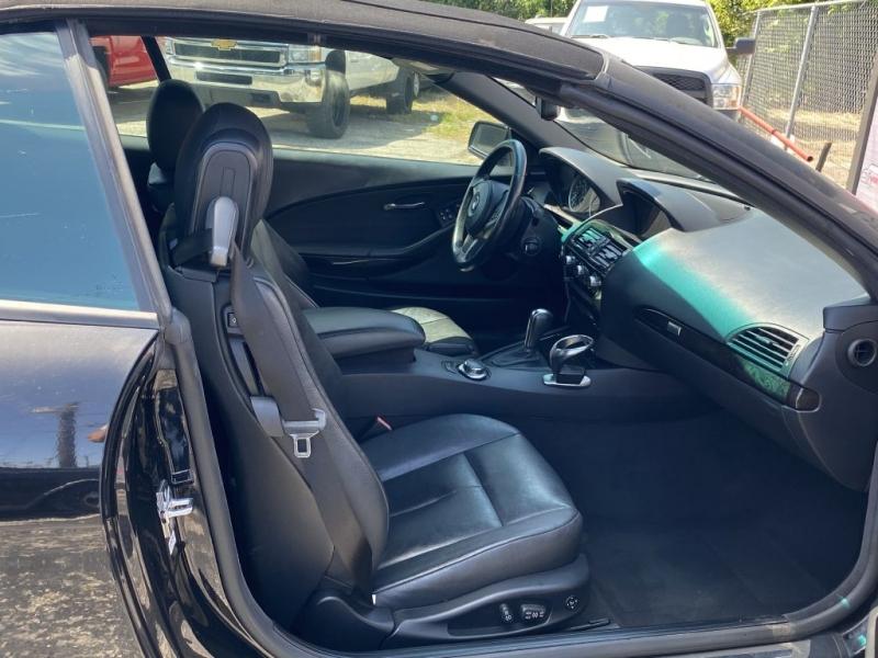 BMW 650 2006 price $8,499