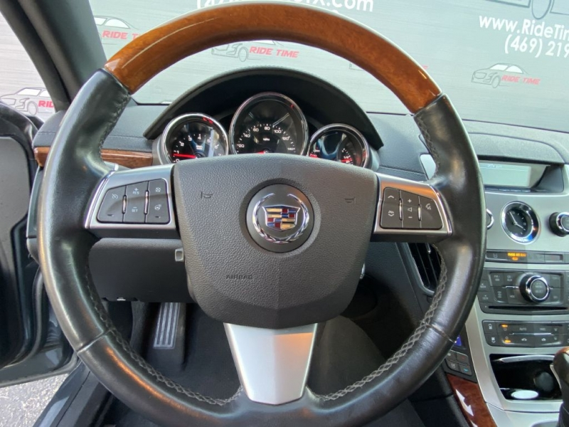 CADILLAC CTS 2011 price $9,999