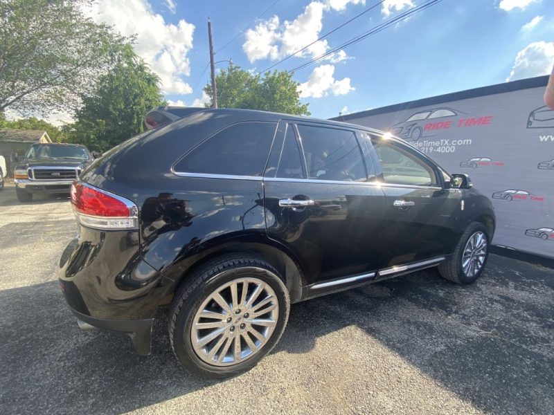 LINCOLN MKX 2013 price $10,499