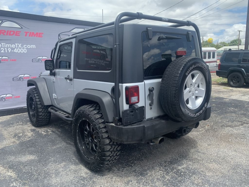 JEEP WRANGLER 2010 price $11,999