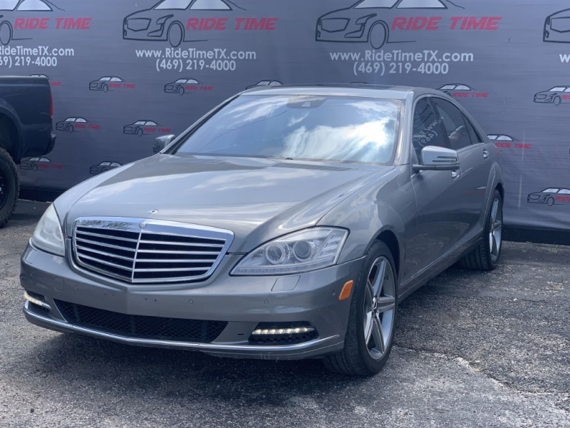 MERCEDES-BENZ S-CLASS 2011 price $14,999