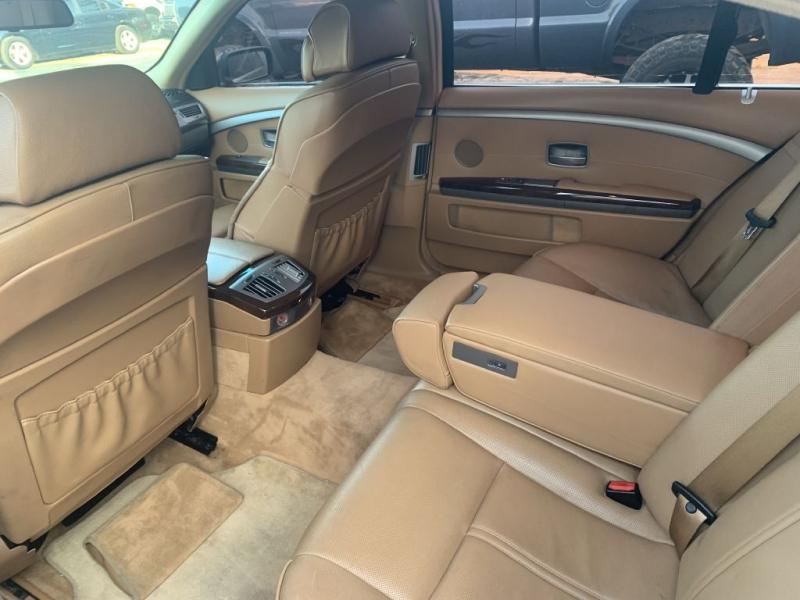 BMW 750 2008 price $5,000