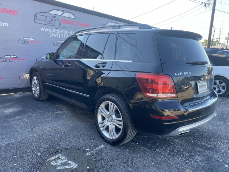 MERCEDES-BENZ GLK 2013 price $11,999