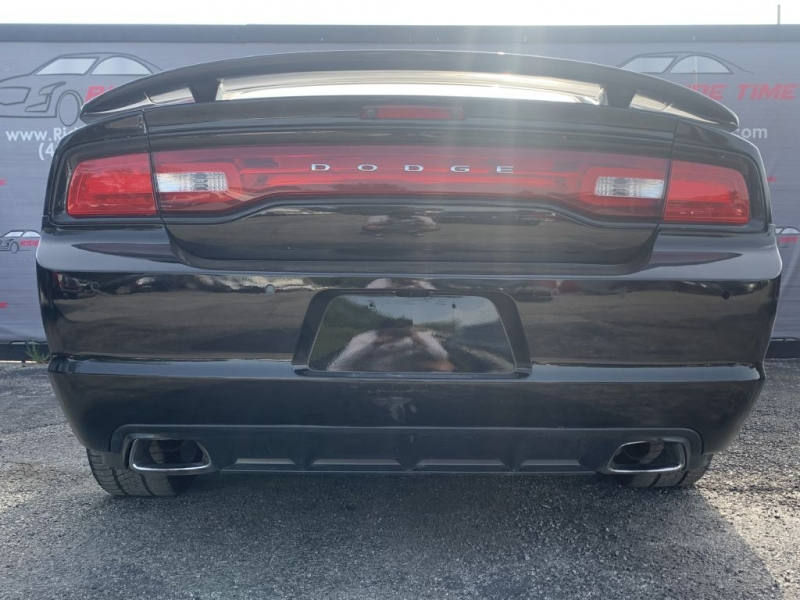 DODGE CHARGER RT 2012 price $11,999