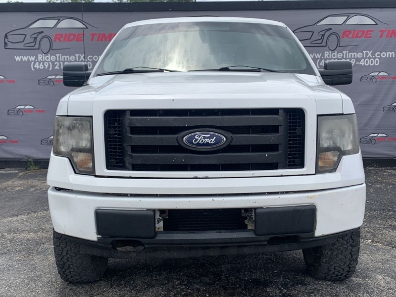 FORD F150 2012 price $6,999