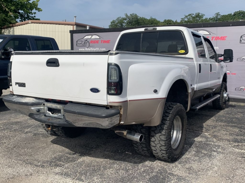 FORD F350 2006 price $10,999