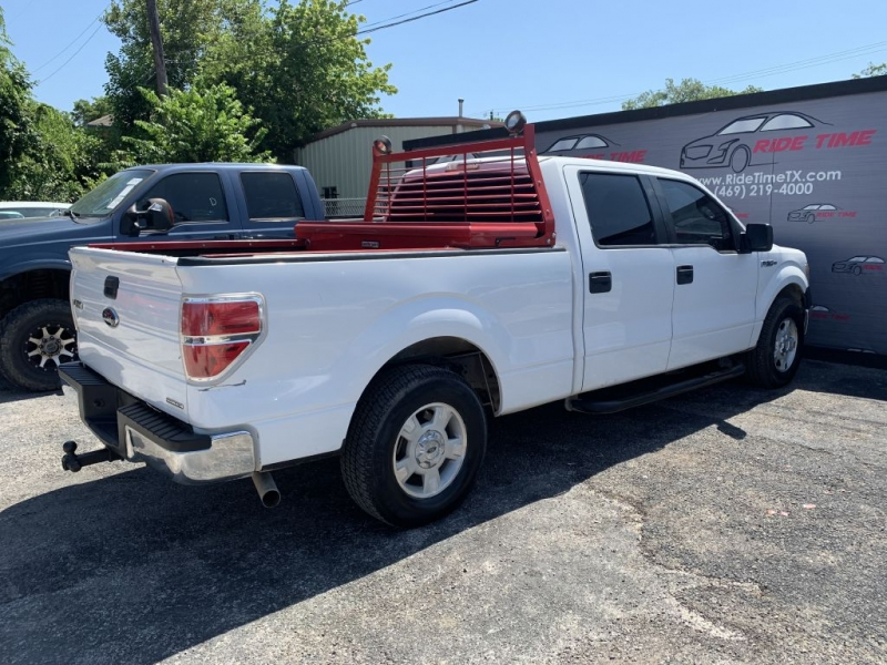 FORD F150 2012 price $11,999