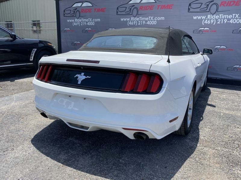 FORD MUSTANG 2015 price $12,499