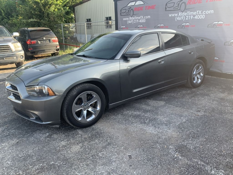 DODGE CHARGER 2012 price $8,599
