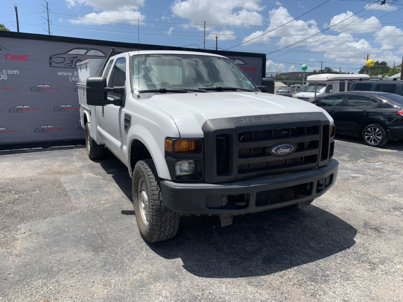 FORD F250 2010 price $6,499