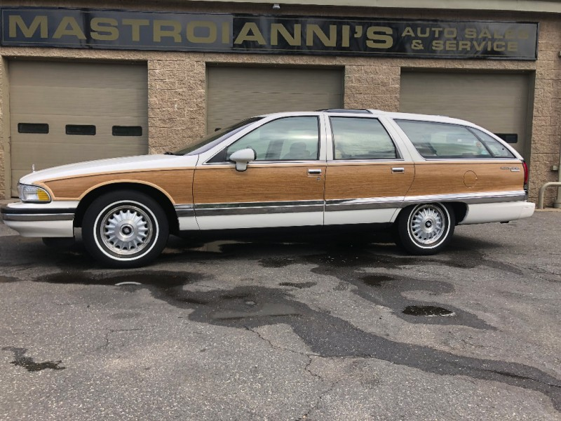 Buick Roadmaster 1992 price $8,900