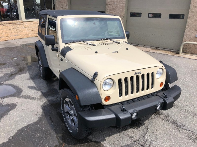Jeep Wrangler 2011 price $16,500