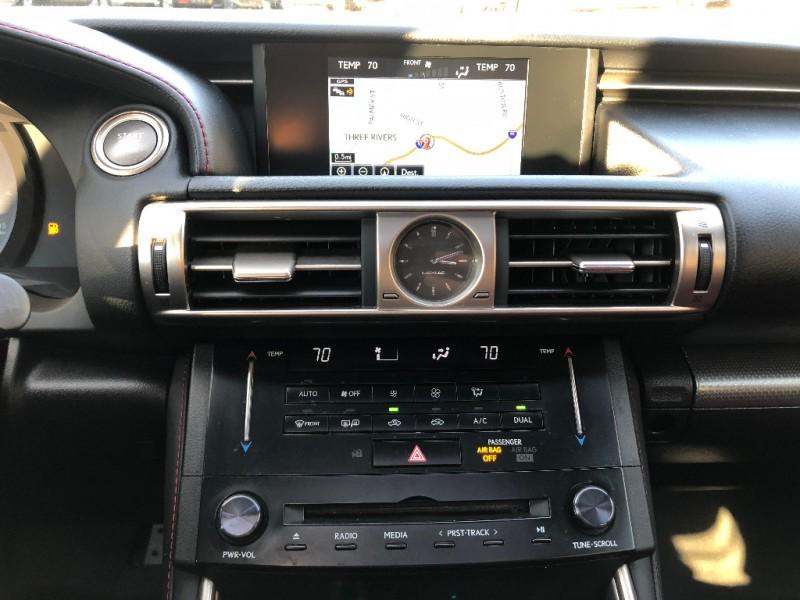 Lexus IS 250 2014 price $21,500
