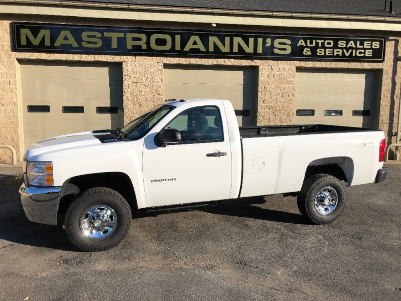 Chevrolet Silverado 2500HD 2010 price $18,900
