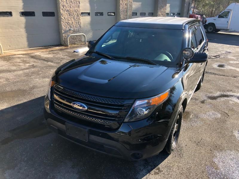 Ford Utility Police Interceptor 2015 price $12,500
