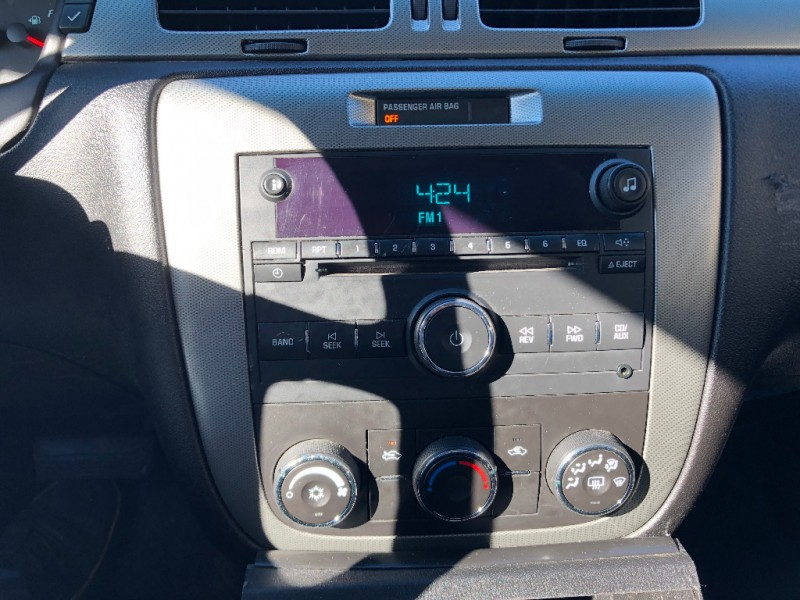 Chevrolet Impala Police 2012 price $6,900