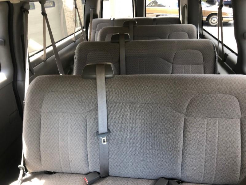 Chevrolet Express Passenger 2014 price $18,300