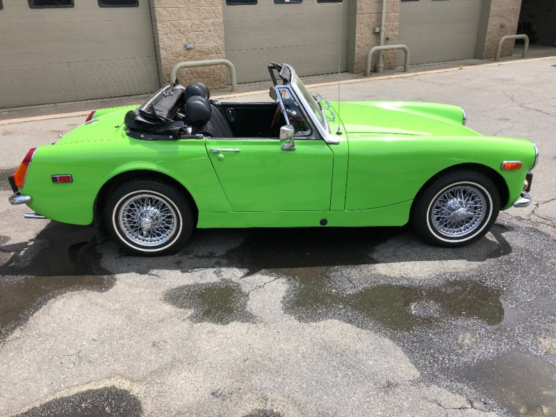 MG Midget 1974 price $0