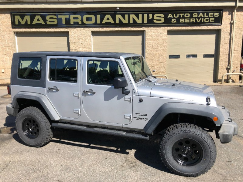 Jeep Wrangler Unlimited 2010 price $0