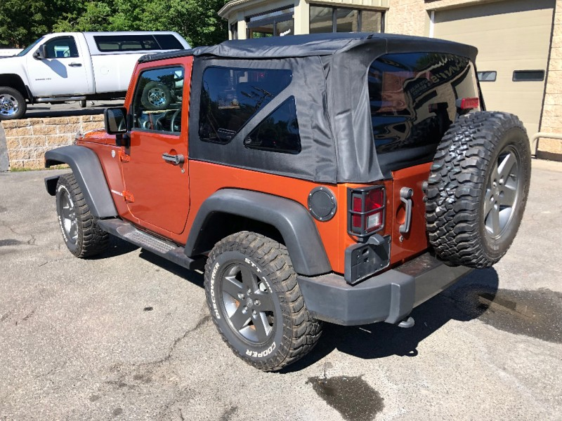 Jeep Wrangler 2010 price $16,500