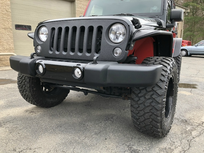 Jeep Wrangler Unlimited 2015 price $29,500
