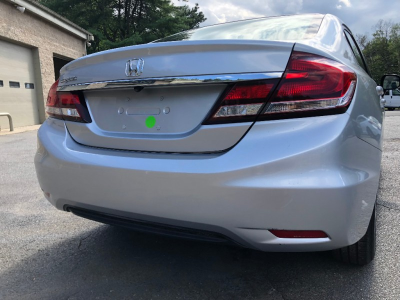 Honda Civic Sdn 2013 price $0