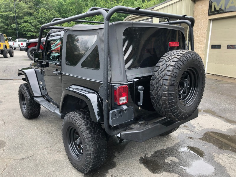 Jeep Wrangler 2011 price $21,000