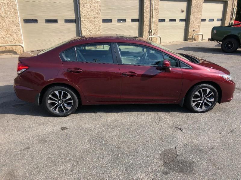 Honda Civic Sdn 2013 price $0