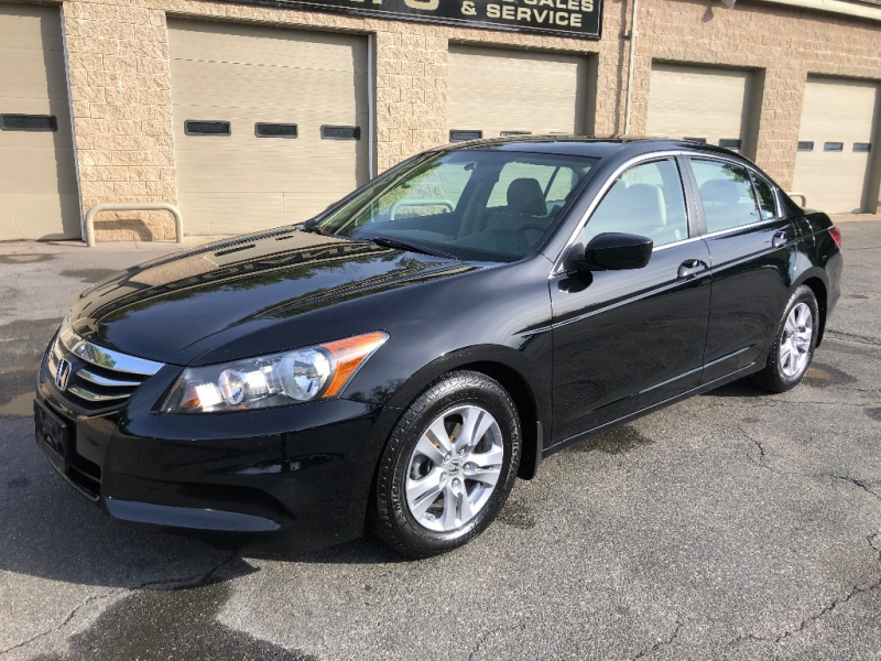 Honda Accord Sdn 2012 price $10,900