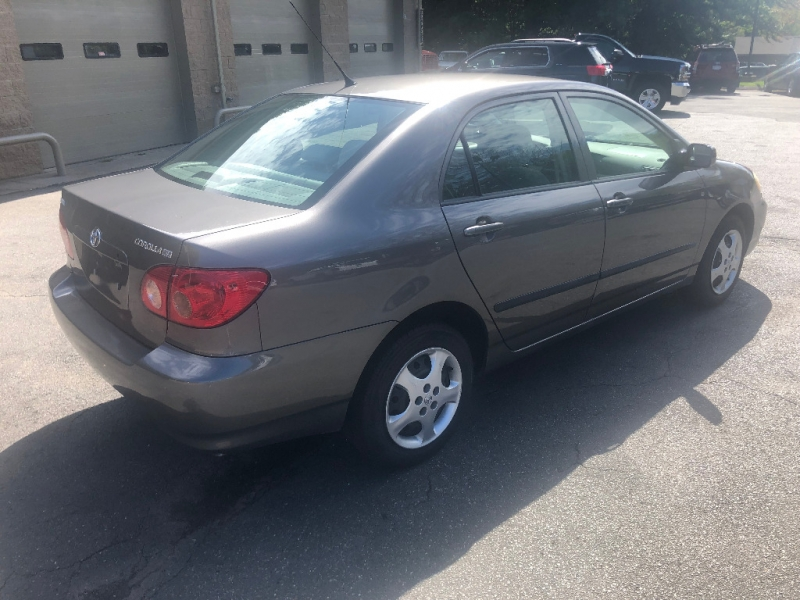 Toyota Corolla 2005 price $5,900